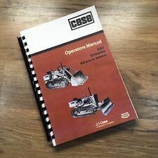 Case 450 Crawler Loader Dozer Operators Manual Owners Book s/n prior to 3038436