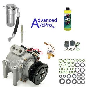 AC A/C Compressor Kit Fits: 2004 2005 2006 2007  Buick Rainier L6 4.2L ONLY
