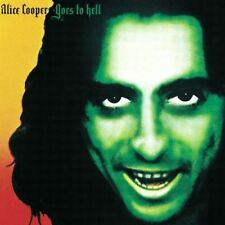 *NEW* CD Album Alice Cooper - Goes to Hell (Mini LP Style Card Case)