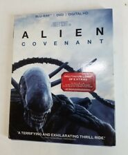 Alien: Covenant [New Blu-ray] With DVD, Digitally Mastered In Hd