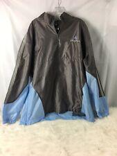 Disney Parks Windbreaker Rain Jacket Disneyland Men's 1/4 Zip Pullover Xl/Xxl