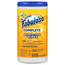 Fabuloso Cleaning Supplies- 90 ct-Lemon Scent-New
