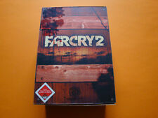 Far Cry 2-Collector 's Edition (PC, 2008)
