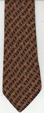 Fendi-[New $350]-Authentic-100% Silk Tie -Made In Italy-Fe29- Men's Tie