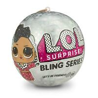 L.O.L. Surprise! Bling Series LOL Dolls Christmas Gift 2018 NEW Ball Doll Set