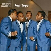 "FOUR TOPS ""THE DEFINITIVE COLLECTION (BEST OF)"" CD NEU"