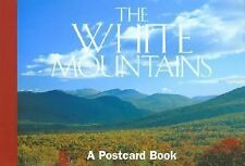 The White Mountains (NH-ME): A Postcard Book, The Globe Pequot Press, Good Book