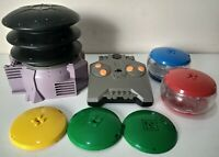 VINTAGE LEGO Various Including Air Pump 30584 Controller Capsules All Untested