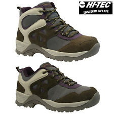 LADIES HI TEC TREKKING WALKING HIKING WINTER OUTDOOR ANKLE BOOTS SHOES TRAINERS
