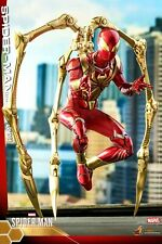 Hot Toys Marvel Spider-Man 1/6 scale Spider-Man (Iron Spider Armor) Figure VGM38