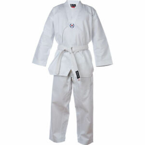 15 Blitz Taekwondo Dobok, Gi, Uniform, Suit, Adult Size 7, 190 to 200cm, Job Lot