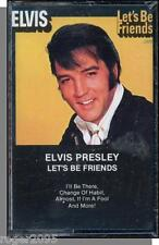 Elvis Presley - Let's Be Friends - New 1985 Cassette Tape! Movie Songs!