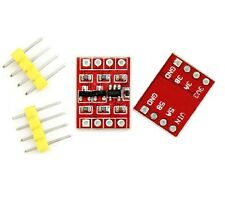 2PCS 2-CH I2C IIC Logic Level Converter Module Bi-Directional for Arduino 5V-3V