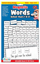 """Fiesta Crafts Magnetic Words �€"""" Years 1 & 2 - Literacy **New**"""