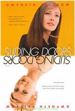 SLIDING DOORS & HUSH MOVIE POSTER Originals ! 27x40 BEAUTIFUL ! GWENETH PALTROW