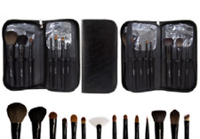 INGLOT Professional Makeup Brush Set 14 pcs in a case RRP £150 Christmas gift