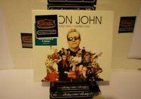 ELTON JOHN - Rocket Man: Number Ones    NEW CD FREE SHIPPING!!