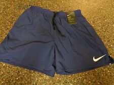 "NIke Flex Men's Running Shorts 15"" Medium Blue Dri-Fit NWT"