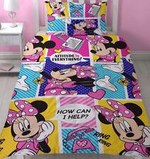 Minnie Mouse Single Bedding - Attitude