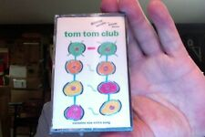 Tom Tom Club- Boom Boom Chi Boom Boom- new/sealed cassette tape