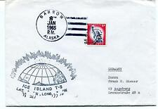 1965 Ice Island Station Barrow Alaska Polar Antarctic Cover
