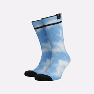 Nike Basketball Socks - CT2285 100 - University Blue / White - Boys 3Y-5Y/ W 4-6