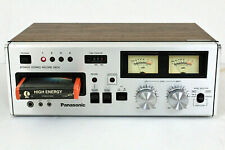 Panasonic RS-808 Vintage Stereo 8 Track Tape Deck. Japan. Refurbished Video