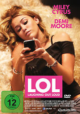 DVD * LOL - LAUGHING OUT LOUD  -  Miley Cyrus , Demi Moore # NEU OVP =