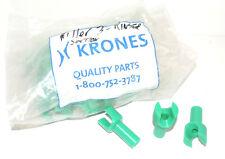LOT OF 40 NEW KRONES 1-563-32-008-0 SLIDING BLOCKS 13123744, 0002117375