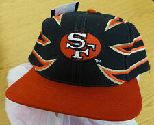 San Francisco Forty Niners 49ers cap hat, NWT, vintage