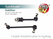 Set of 2 Nissan GU Patrol Y61 Rear Sway Bar links Stabiliser Kit 1997-2012