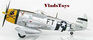 Hobby Master 1:48 P-47D Thunderbolt 354th FG, 353rd FS Glenn Eagleston HA8411