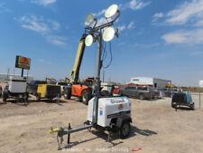 2013 Allmand Night-Lite Pro Ii Towable Light Tower Generator bidadoo