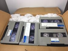 LOT OF 25 UMATIC-S // SONY KCS 20BRK BROADCAST TAPES / Used Once by Professional
