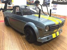 ABC HOBBY RC 1/10 Super Body Mini SUNNY TRUCK Clear Body 66042 Mchassis M05 etc