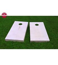 Finished & Non Painted 2x4 Frame Corn Hole Boards   DIY Corn Hole Boards