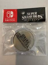 Super Smash Bros Ultimate for Switch Limited Edition Collectors Coin!