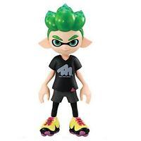 Splatoon2 Kisekae Dress-up Gear Collection Boy Neon Green Set BANDAI Japan