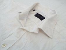 """DUCHAMP Mens Shirt 🌍 Size 15"""" (CHEST 40"""") 🌎 RRP £135+ 📮 FLORAL JACQUARD"""