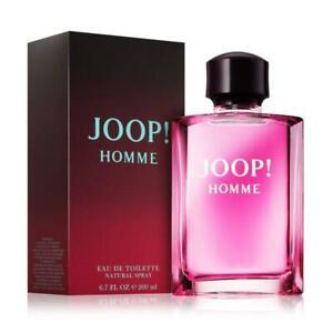 New Joop Homme Eau De Toilette 200ml Perfume