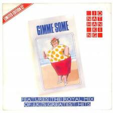 "Jonathan King - Gimme Some - 12"" Vinyl Record"