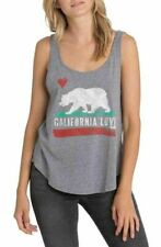 Billabong Women's just like us Scoop Tank Size M A7