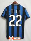 Maglia Milito Inter Finale Champions League 2010 - Zanetti Calcio Internazionale