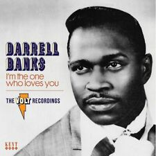 "DARRELL BANKS  ""I'M THE ONE WHO LOVES YOU""  VOLT  NORTHERN SOUL 19 TRACKS  CD"
