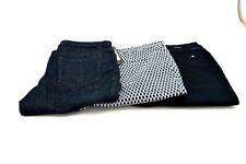 Lot of 3 pairs pants Lady hathaway, tag, Mario Serrani Lot F41