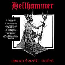 Hellhammer-Apocalyptic Raids (UK IMPORT) CD NEW