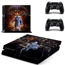 Middle-Earth: Shadow of War PS4 Skin Sticker Vinyl for Console & 2 Controllers