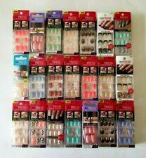 Kiss imPress Press On Manicure Pedicure One Step False Nails Charms ~ Pick Color