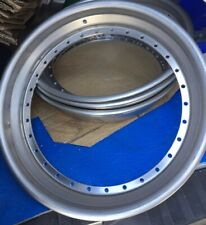 "18/""x4/""Outer Step Lip Rolled Raw fits all 3pc Wheel Hre,Asanti,vellano,gfg Adv1"