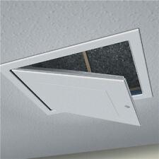 NEW White Drop Down Loft Roof Hatch Access Door Panel | GL250-03